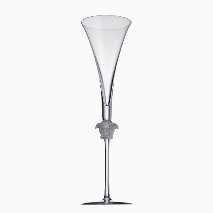 Medusa Lumiere Champagne Glass