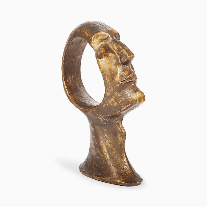 Moai Sculpture