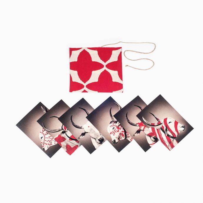 Nandi Post Cards (Set of 6)