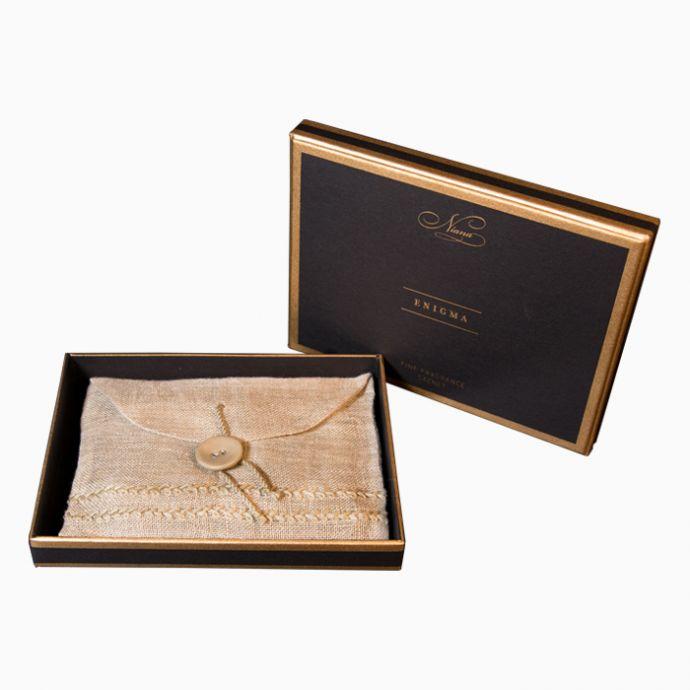 Enigma Fine Fragrance Sachet