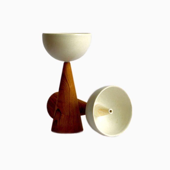 Oil Lamp - Tall