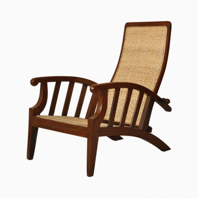 Rajbari Easy Chair