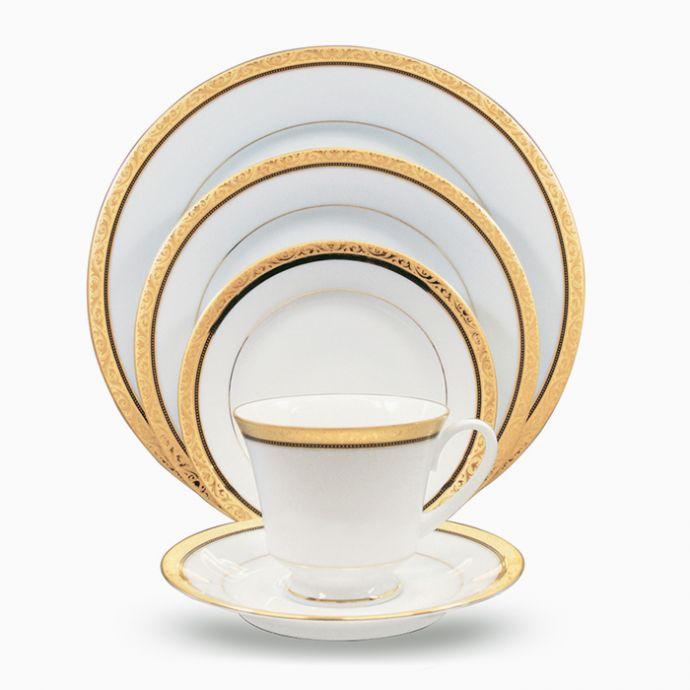 Regent Gold - 21 Pc Dinner Set