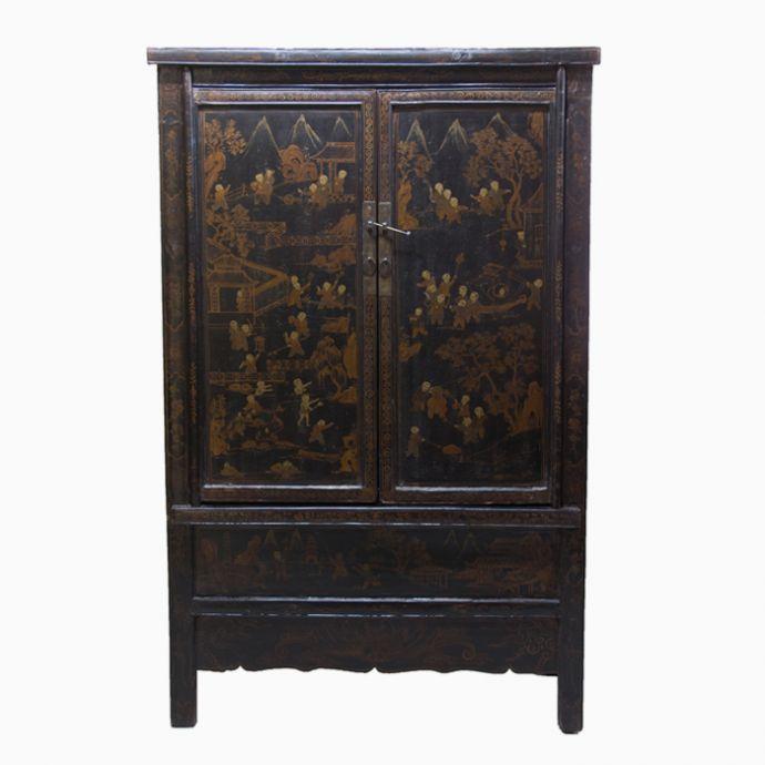 Classic Antique Cabinet C.1800