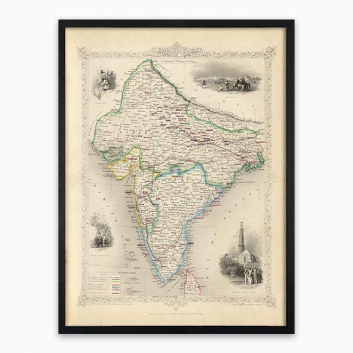 British India (1851)