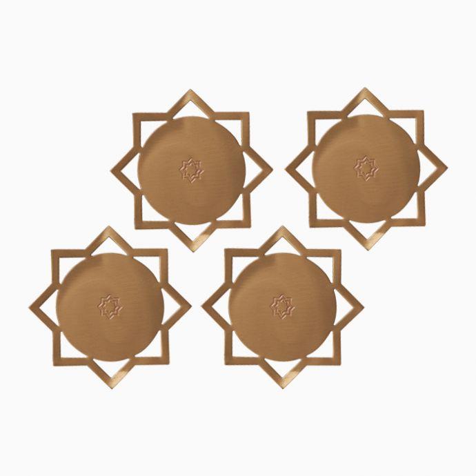 Sitara Coasters (set of 4)
