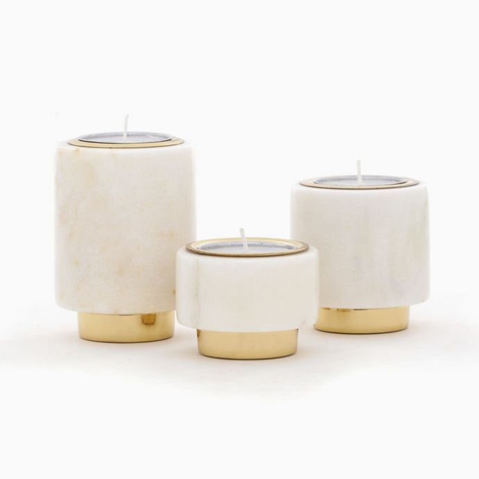 Tealight Pillars (set of 3)