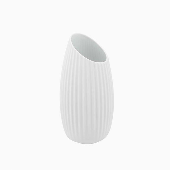 Shell White-Vase
