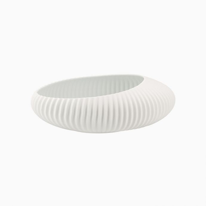 Centrepiece - Shell White
