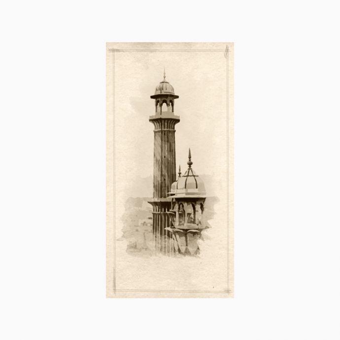 Jaipur Architectural Series - XVI