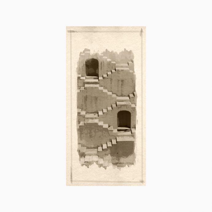 Jaipur Architectural Series - XIV