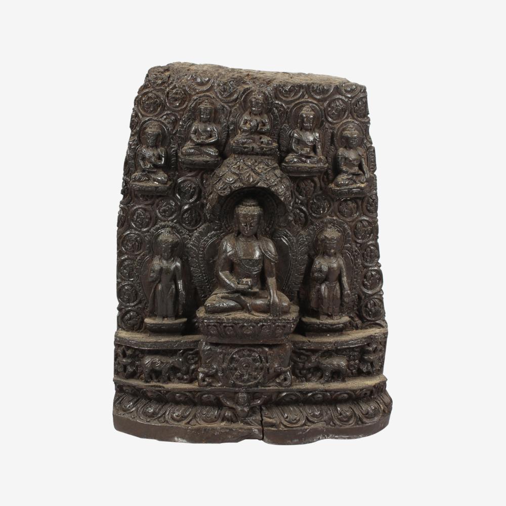 Buddha Cluster